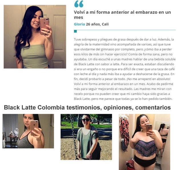 black latte colombia testimonios opiniones comentarios